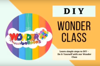 DIY Wonder Class: How to use the DIY Helium Balloon Tank