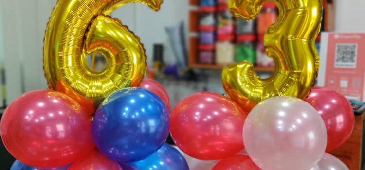 Merdeka Balloon Column