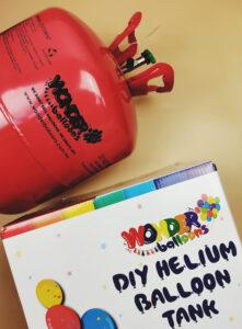 DIY Helium Tank