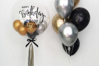 Helium Bubble Balloon